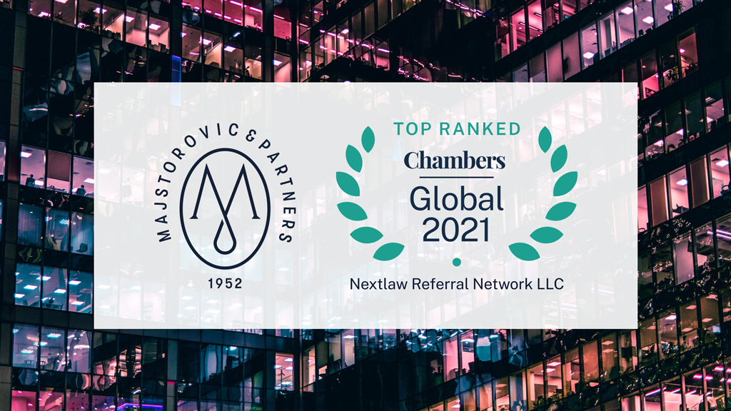 Nextlaw Referral Network Ranked by Chambers